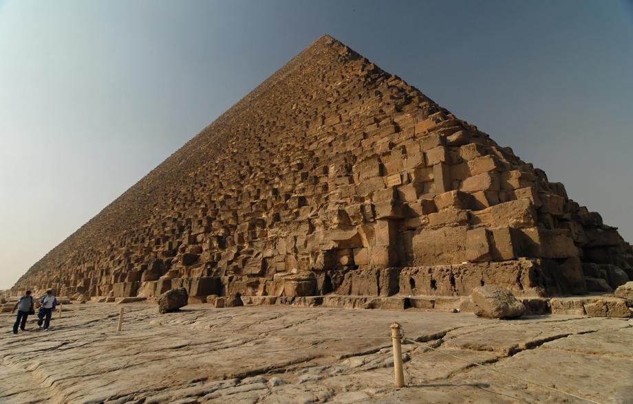 Pyramiden Cheops