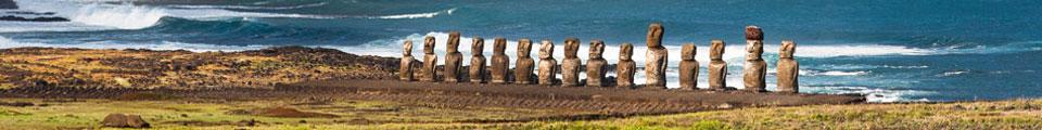 Kraftort Easter Island - Chile